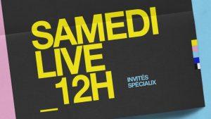 Samedi Live nouvelle vie only jésus