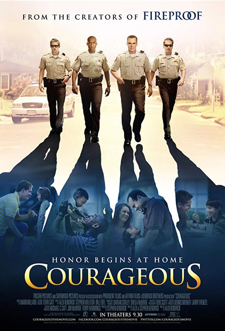 film chrétien en streaming courageous gratuit