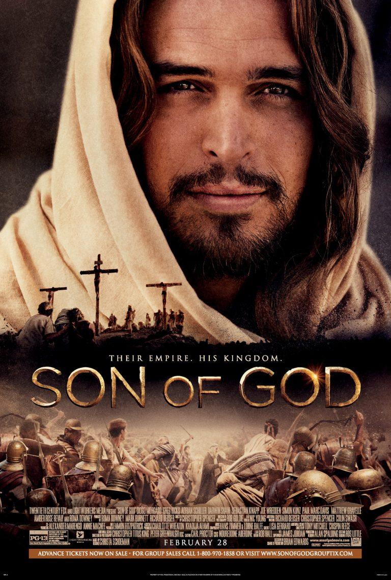 film chrétien en streaming Fils de Dieu Sonf of God gratuit