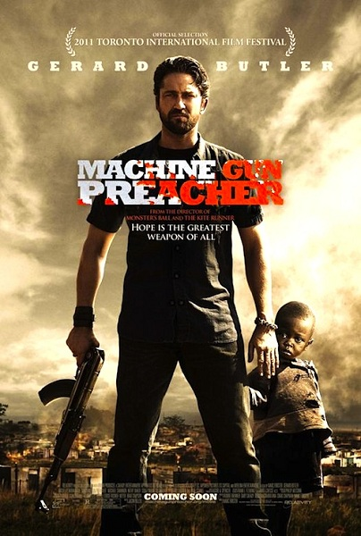 film chrétien en streaming machine gun preacher gratuit