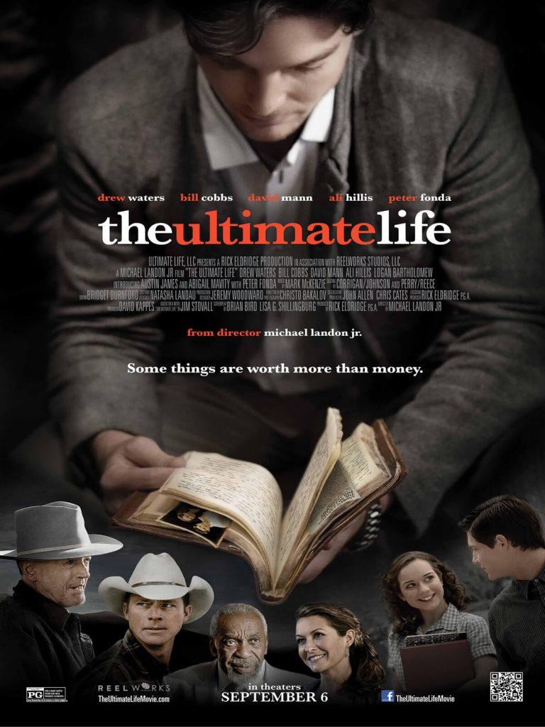 film chrétien en streaming the ultimate life gratuit