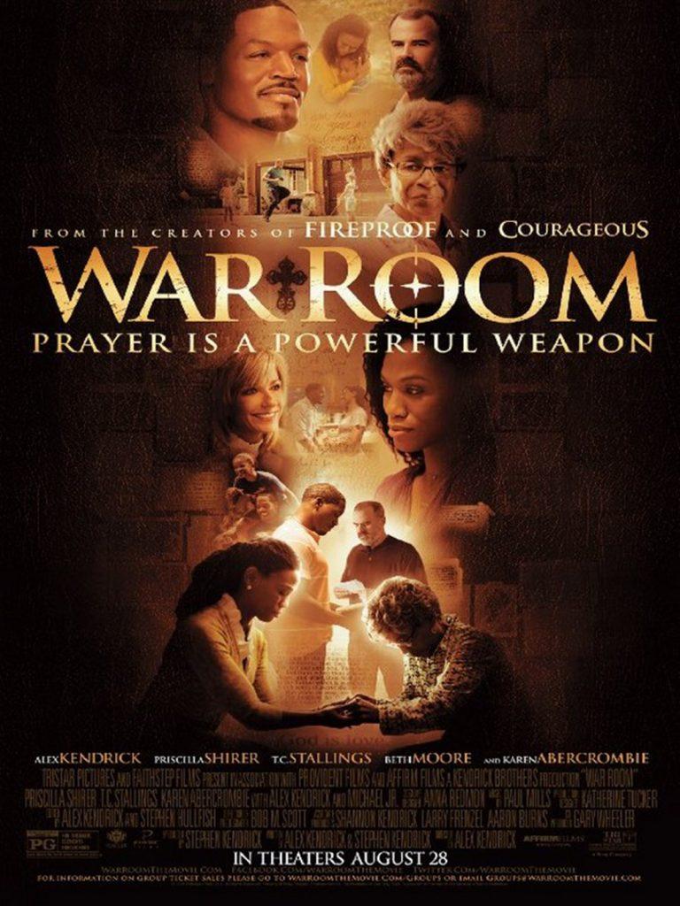 film chrétien en streaming war room gratuit