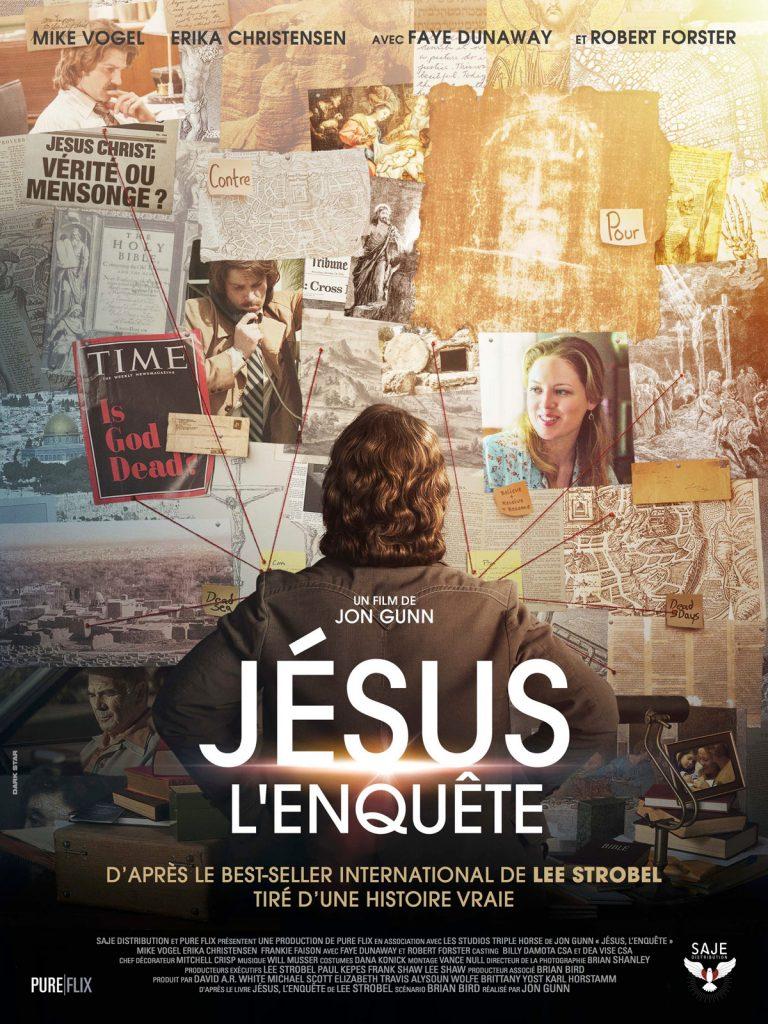 Jésus l'enquête film chretien en streaming gratuit