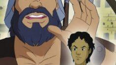 le roi david dessin anime chretien gratuit en français